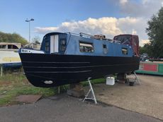 HERON 31ft Narrowboat