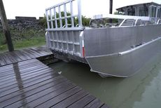 NEW BUILD - 10.3m Multi-Purpose Cat Landing Craft