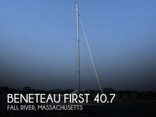 2006 Beneteau First 40.7