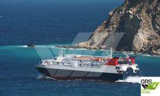78m / 1.225 pax Passenger / RoRo Ship for Sale / #1052872