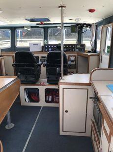 36' South Boats catamaran Cat 2 code MCA