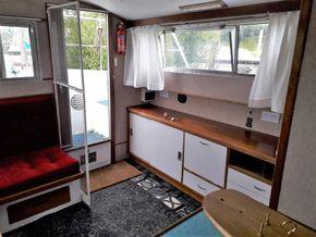 Cabin Pt side