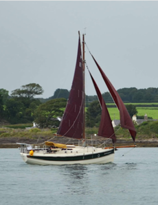 Cornish Crabber 24 mk 4