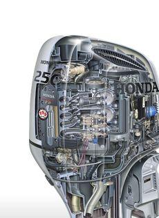 Honda BF225