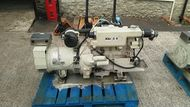 Kilo-Pak 20KW Single Phase Marine Generator Set (PAIR AVAILABLE)