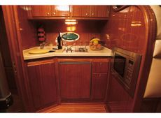 Viking Viki 34 Aft Cabin Galley