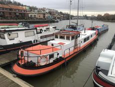 Dutch Barge SOLD