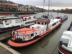 Dutch Barge SOLD