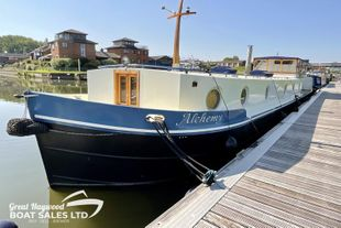68ft by 12ft Replica Dutch Barge