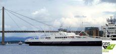 123m / 550 pax Passenger / RoRo Ship for Sale / #1079608