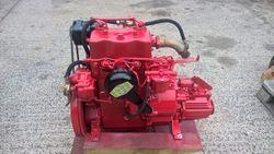 Bukh DV20 Marine Diesel Engine Breaking For Spares