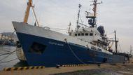 54mtr Stern Trawler