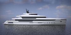 Sanlorenzo Superyacht 62Steel