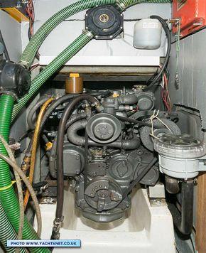 Yanmar 40 hp