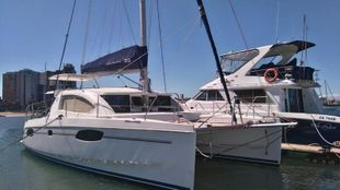 Leopard Catamarans 39 For Sale, South East Asia