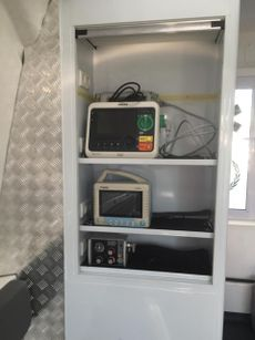New Build Ambulance Vessel