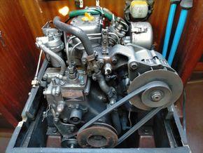 Dehler 31  - Engine