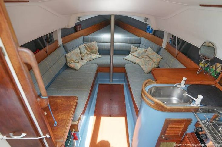 1988 Hunter 27 OOD