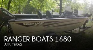 2015 Ranger Boats VS1680 SC