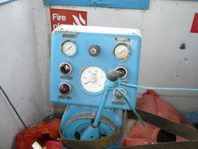 Wheelhouse control