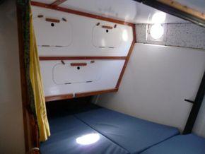 Starboard Cabin looking forward