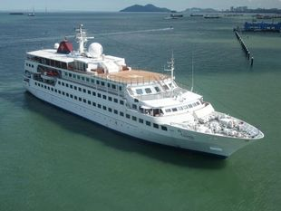 280' Luxury Boutique Cruise Ship