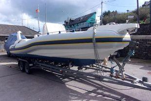 2007 Marlin 25 Inboard