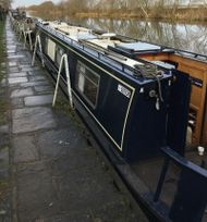45ft Narrowboat Excellent Condition