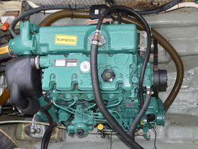 Saga 27AK  - Engine