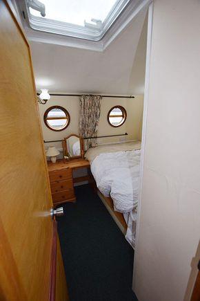 Bedroom 2 from door