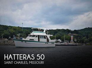1967 Hatteras 50