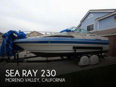 1988 Sea Ray 230 Weekender