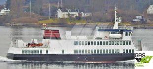 40m / 418 pax Passenger Ship for Sale / #1012125