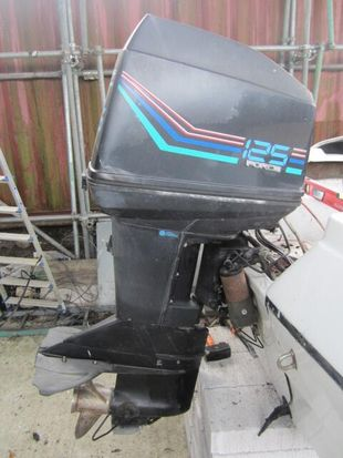 Force 125hp outboard