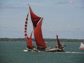 Starboard full sail
