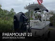 2004 Paramount 21 Super Fisherman