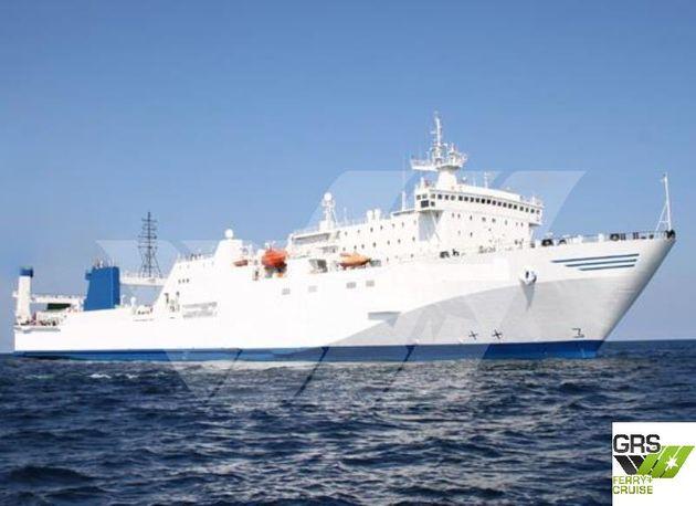 191m / 154 pax Passenger / RoRo Ship for Sale / #1027480