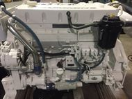 610 HP CUMMINS QSM11 NEW MARINE ENGINES