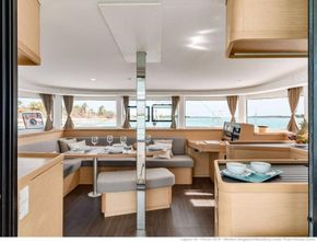 Manufacturer Provided Image: Lagoon 42 Interior