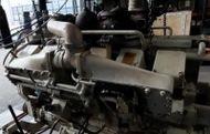1200 HP CUMMINS KTA38-M2 MARINE ENGINE