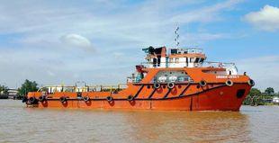 39m Tug 3200HP Utility Vessel