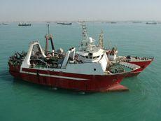 40m Freezer Trawler