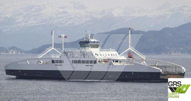 LNG FULLED / 123m / 550 pax Passenger / RoRo Ship for Sale / #1079609
