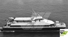 39m / 255 pax Passenger Ship for Sale / #1050027