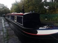 57ft 2006 Liverpool Boat
