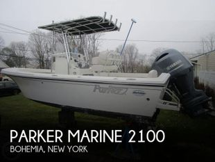 2016 Parker Marine 2100 SE