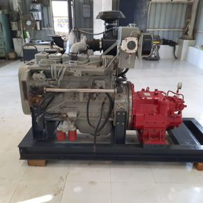 Cummins 6BT 5.9 Marine engine Inboard 150 hp - USED
