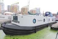 Brand New 42' Widebeam Central London Residential Mooring