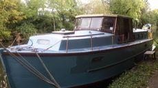 1961 Broom Captain