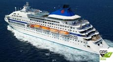 159m / 1.409 pax Cruise Ship for Sale / #1019695